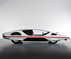 Concepts from Future Past: 1970 Ferrari Modulo 512