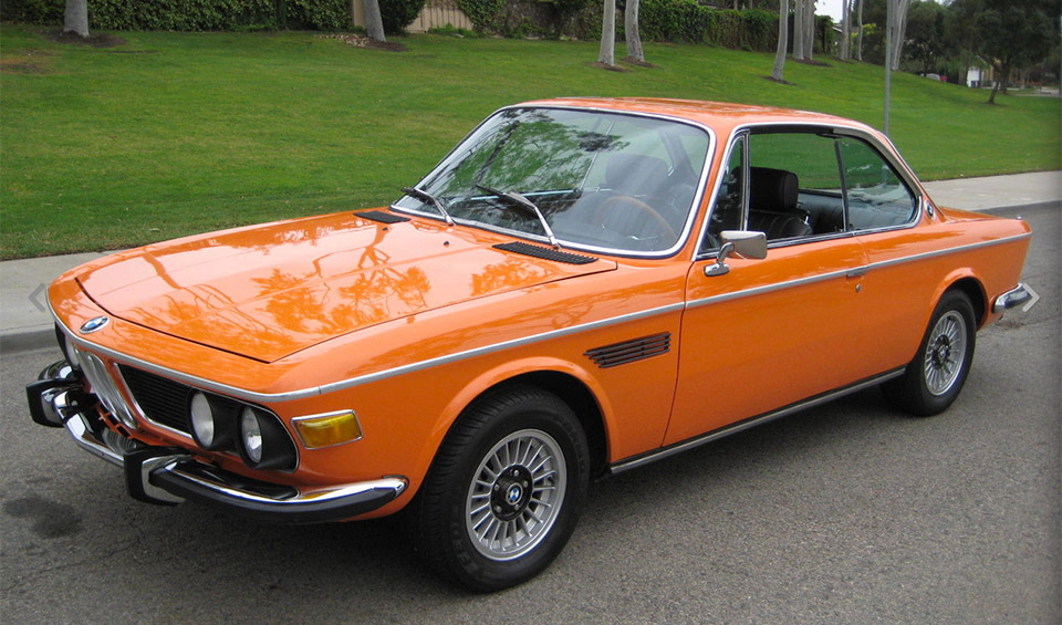 eBay Find: 1972 BMW 3.0 CSi