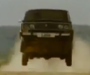 From the Vaults: 1980s LADA Car Commercial
