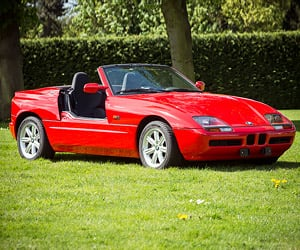 Virtually New 1990 BMW Z1 to Hit the Auction Block