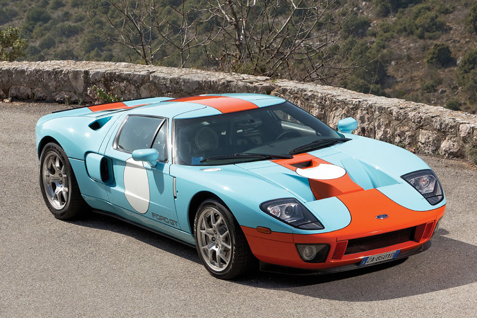 2006 Ford GT Heritage Edition on Auction - 95 Octane