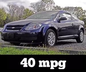 Regular Car Review: 2009 Chevrolet Cobalt XFE