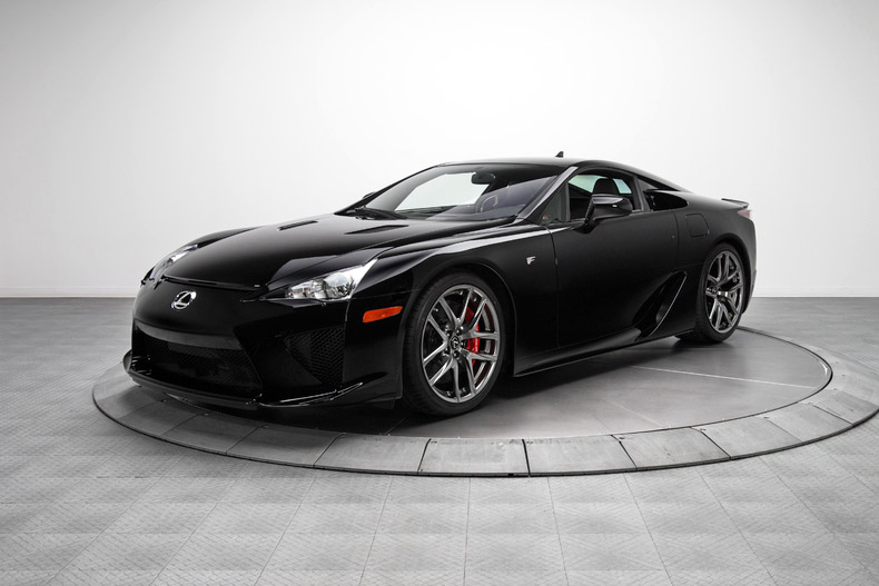 Almost New 2012 Lexus LFA Supercar for Sale