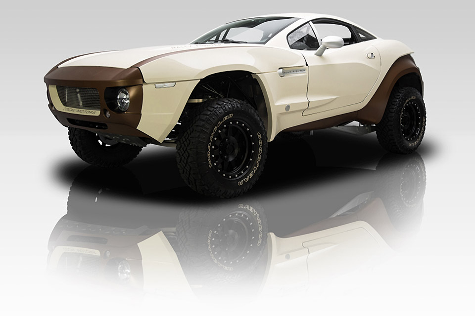 Local Motors Rally Fighter for Sale