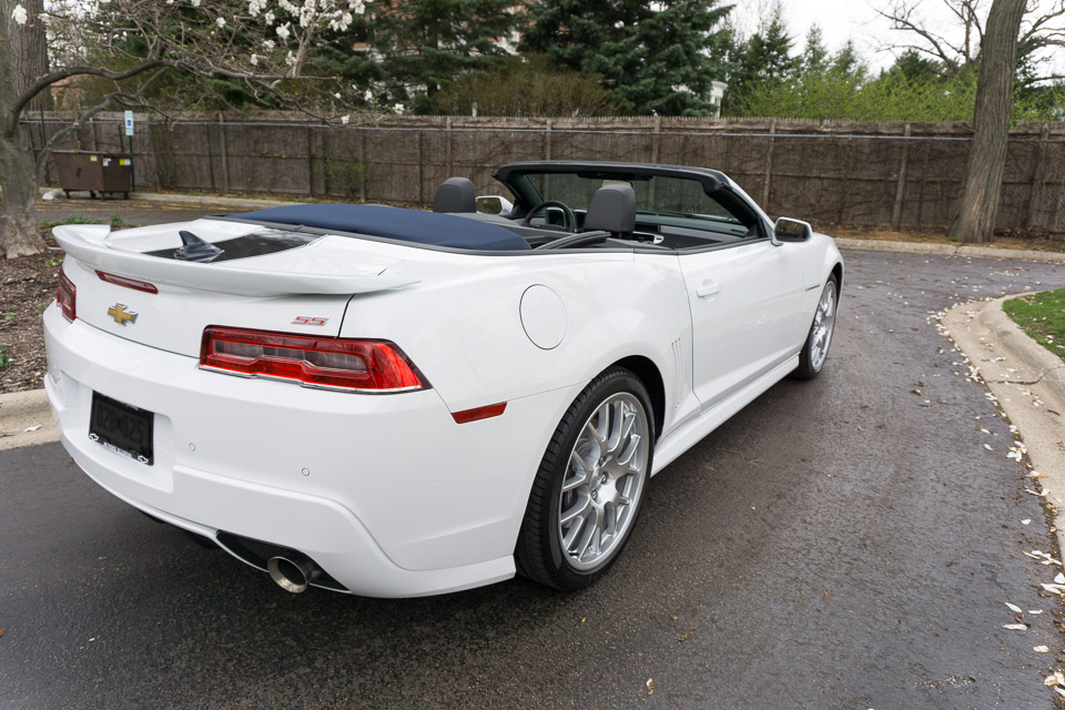 review 2014 chevy camaro 2ss convertible 95 octane. Cars Review. Best American Auto & Cars Review