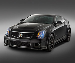 2015 Cadillac CTS-V Coupe Limited Edition