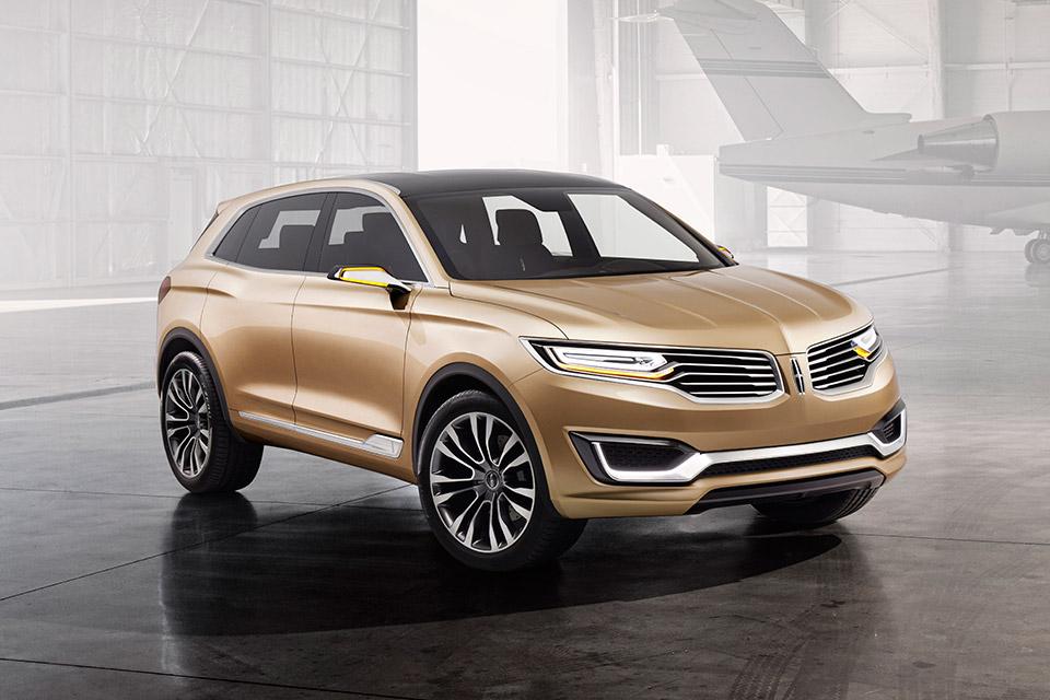 Lincoln MKX Concept SUV