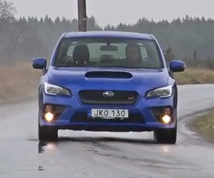 EVO Reviews the 2015 Subaru WRX STI