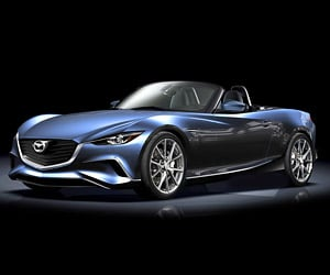 2015/2016 MX-5 Miata Concept Rendered by Fan