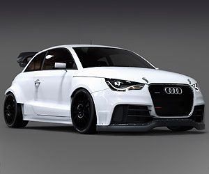 EKS Putting a 600hp Engine in the Audi S1