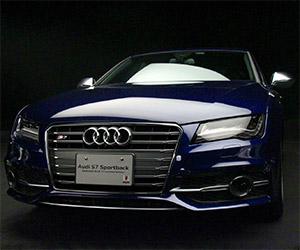 Audi Samurai Blue 11 Limited Edition