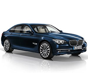 BMW 7 Series Edition Exclusive