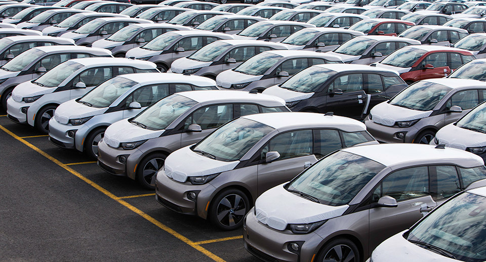 BMW i3 Hits U.S. Shores