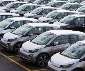 BMW i3 Hits U.S. Shores