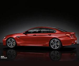 BMW M6 Gran Coupe Individual Manufaktur