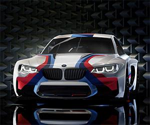 BMW Vision Gran Turismo Unveiled