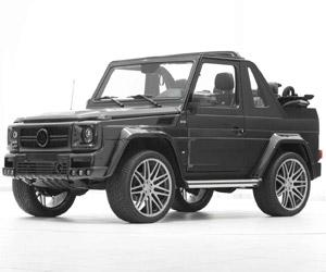 Brabus Widestar Mercedes-Benz G500 Convertible
