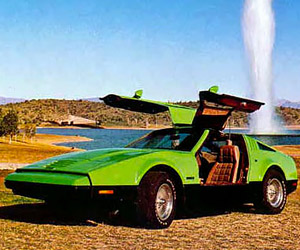 The Bricklin SV-1: A Nearly Forgotten '70s Sports Car