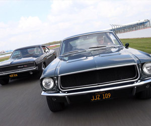 Silverstone Pays Tribute to Bullitt