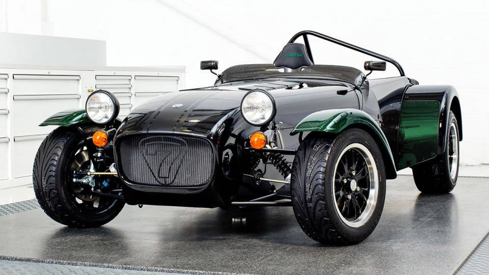 Caterham Seven Kobayashi Limited Edition