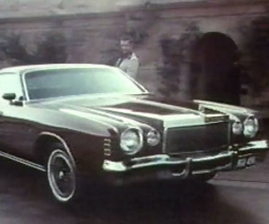 From the Vaults: Chrysler Cordoba Commercial