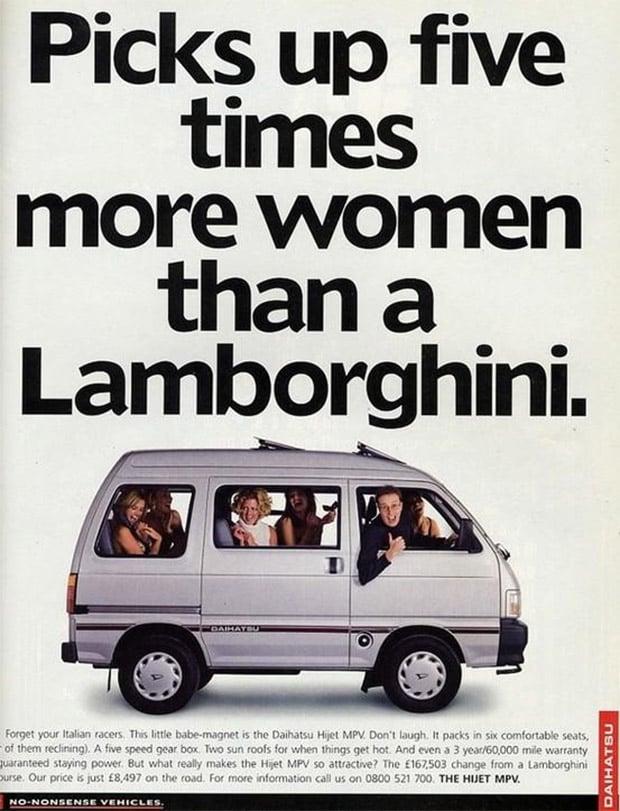 10 Funny Old Car Ads 95 Octane