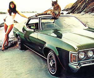 10 Funny Old Car Ads