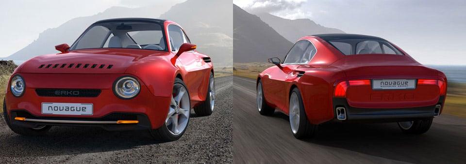 ERKO Concept Car