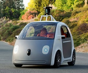 Google Shows Tiny Prototype Driverless Car