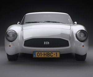 Huet Brothers HB Coupe to Be Based on Miata