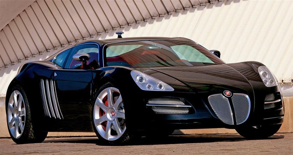 One-Off Jaguar BlackJag for Sale for $3.8 Million
