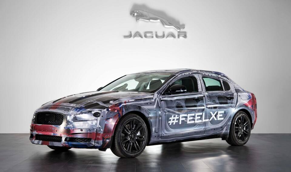 Jaguar XE Sport Sedan Teased