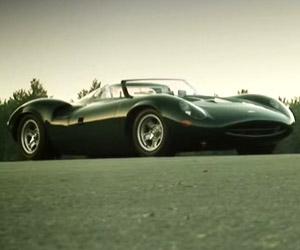 A Look Inside the Rare Jaguar XJ13