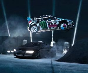 Castrol EDGE Blackout: Racing into Darkness