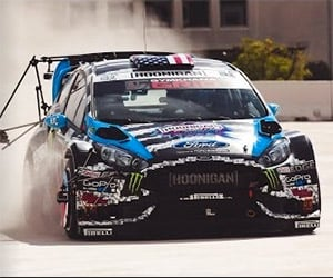 Ken Block Talks His Ford Focus Gymkhana Racer