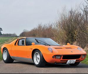 1969 Lamborghini Miura S 'Jota' up for Auction