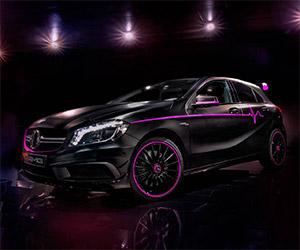 Mercedes-Benz A 45 AMG Performance Studio