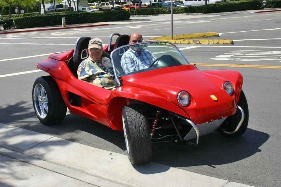 Meyers Manx Introduces an Electric Dune Buggy