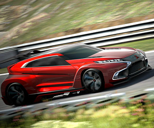 Mitsubishi XR-PHEV Evolution Gran Turismo