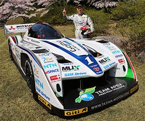 Monster Tajima Prepares to Defend Pikes Peak 2014