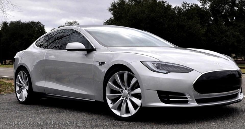 NCE Two-Door Tesla Model S and Convertible - 95 Octane