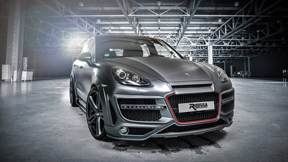 Regula-Exclusive Reworks the Porsche Cayenne