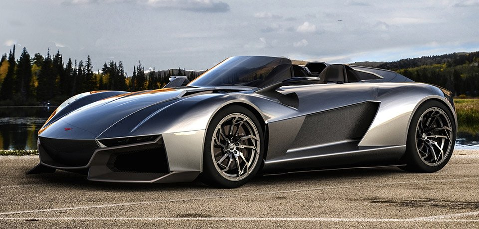 Rezvani Motors Beast: An Amped-up Ariel Atom