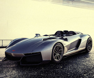 Rezvani Motors Beast: An Amped-up Ariel Atom