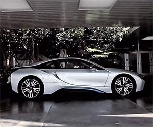 Chris Harris Test Drives the BMW i8 Hybrid