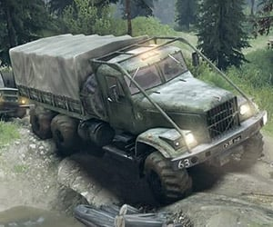 Spintires: The Ultimate Off-road Truck Simulator