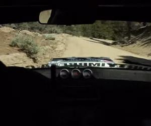 Subaru WRX Rally POV