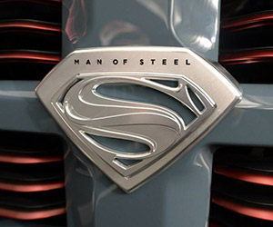 Superman's Dodge Ram 2500 Charity Auction