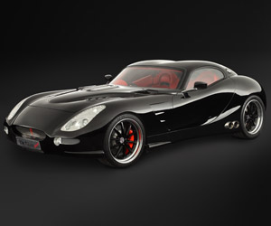 Trident Iceni: World's Fastest Diesel Sports Car?