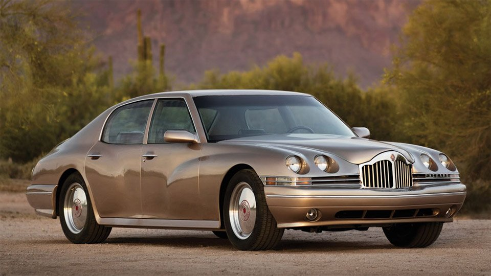 The Ugliest Concept Cars of All Time